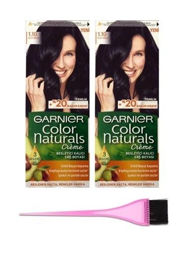 Garnier Garnier Color Naturals Saç Boyası Gece Si Kadın 110 X Renksiz